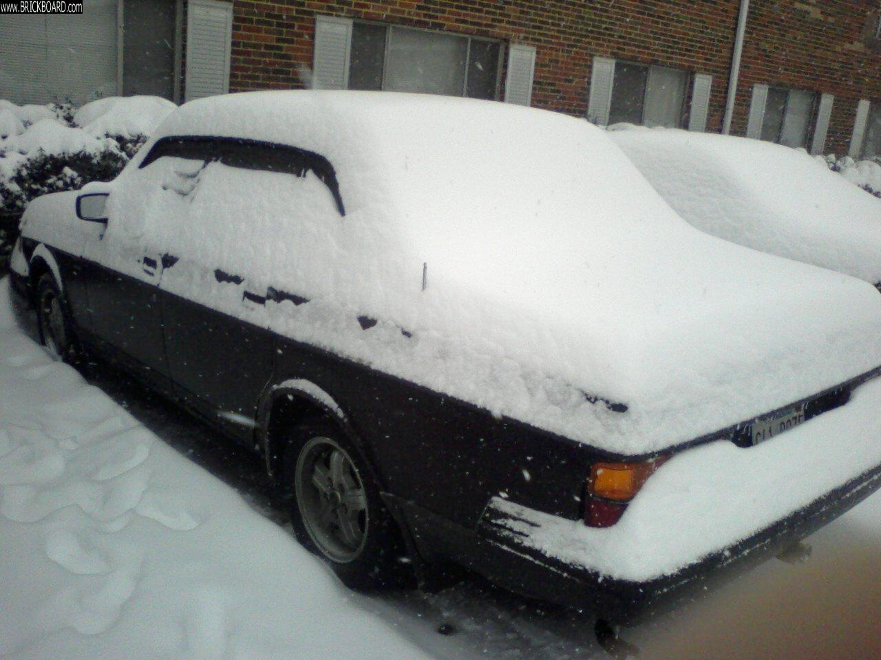 Volvo 200 -- 93 244 winter blanket